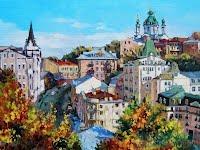 Київ. Андріївський узвіз