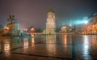 Київ Пам*ятник Богдану Хмельницькому