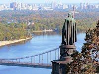 Київ. Пам*ятник Володимиру Великому