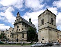 Львів  Церква св. Андрія